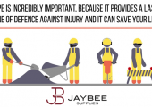 Don't risk your health when working in hazardous conditions,…