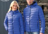 Check out this stylish Urban snow bird hooded jacket by Resu…