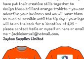 Our clients Katie and Jackie Bonsall's Marathon fundraising …