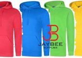 These popular Uneek hoodies are available in 30 colours. Siz…