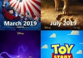 What you looking forward to most?  Gotta be Dumbo for me…